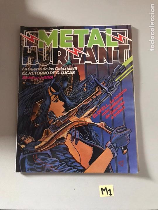 METAL (Tebeos y Comics Pendientes de Clasificar)