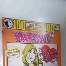 Cómics: MAGAZINE: BACK ISSUE NUM 13, DEC 2005. CONTENTS: INTERVIEW NICK CARDY, FLASHBACK - WILL EISNER A.... Lote 180742287