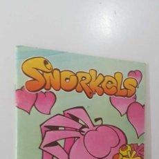 Cómics: SNORKELS - OCCY SE ENAMORA. TEXTOS Y GUION: EDUARD JOSE Y ANGEL SEGURA. Lote 180858337