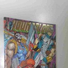 Cómics: IMAGE: YOUNG BLOOD NUM 0, MAYO 1994. TITULO Y LOGO DE IMAGE COMICS CON LETRAS METALIZADAS. Lote 180858397