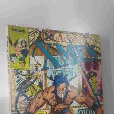 Cómics: COMICS FORUM: CLASSI X-MEN RETAPADO CON LOS NUMEROS 16 AL 20. HISTORIAS - LOS HEROES ESTAN EN CA.... Lote 180858417