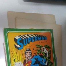 Cómics: SUPERMAN NUM SPECIALE 90 (GIUGNO 1983), IL MONDO DI KRYPTON - SUPERMAN IMMORTALE, LA CASA DI RIPOSO. Lote 180858438