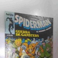 Cómics: COMICS FORUM: SPIDERMAN NUM 146 - CON ENEMIGOS COMO ESTOS. Lote 180858452