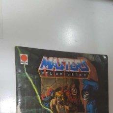 Cómics: LIBROS DISTEIN: MASTERS DEL UNIVERSO - LA TRAMPA. Lote 180858550