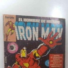 Cómics: COMICS FORUM: EL HOMBRE DE HIERRO, IRON MAN NUM 02- MUERTE ESPACIAL. Lote 180858618
