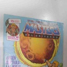Cómics: ED. ZINCO: MASTERS DEL UNIVERSO NUM 12 - EL ATAQUE DE LA HORDA. Lote 180858515