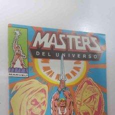 Cómics: ED. ZINCO: MASTERS DEL UNIVERSO NUM 01 - LA LLEGADA DE HORDAK. Lote 180858567
