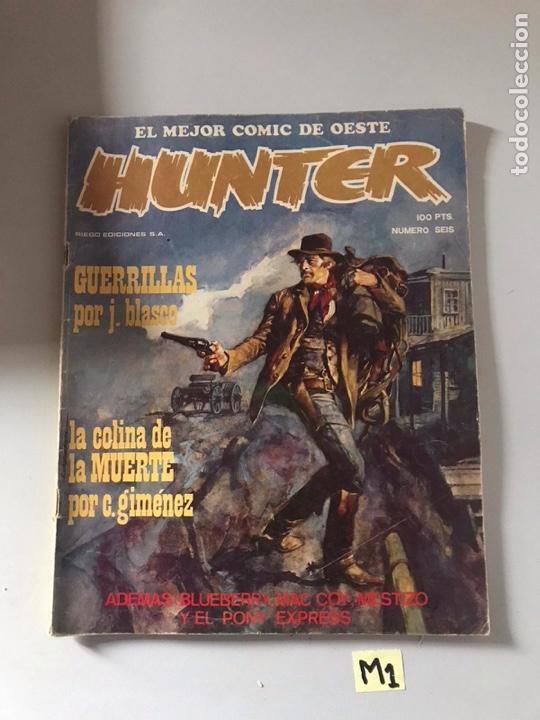 HUMTER (Tebeos y Comics Pendientes de Clasificar)