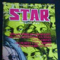 Cómics: STAR Nº 25 COMIX Y PRENSA MARGINAL. Lote 180880127