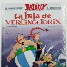 Cómics: ASTÉRIX 38. LA HIJA DE VERCINGÉTORIX - R. GOSCINNY, A. UDERZO - SALVAT. Lote 222703390