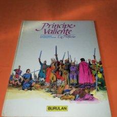 Cómics: PRINCIPE VALIENTE. LA PROFECIA. BURULAN. 1983. BUEN ESTADO.. Lote 181002267