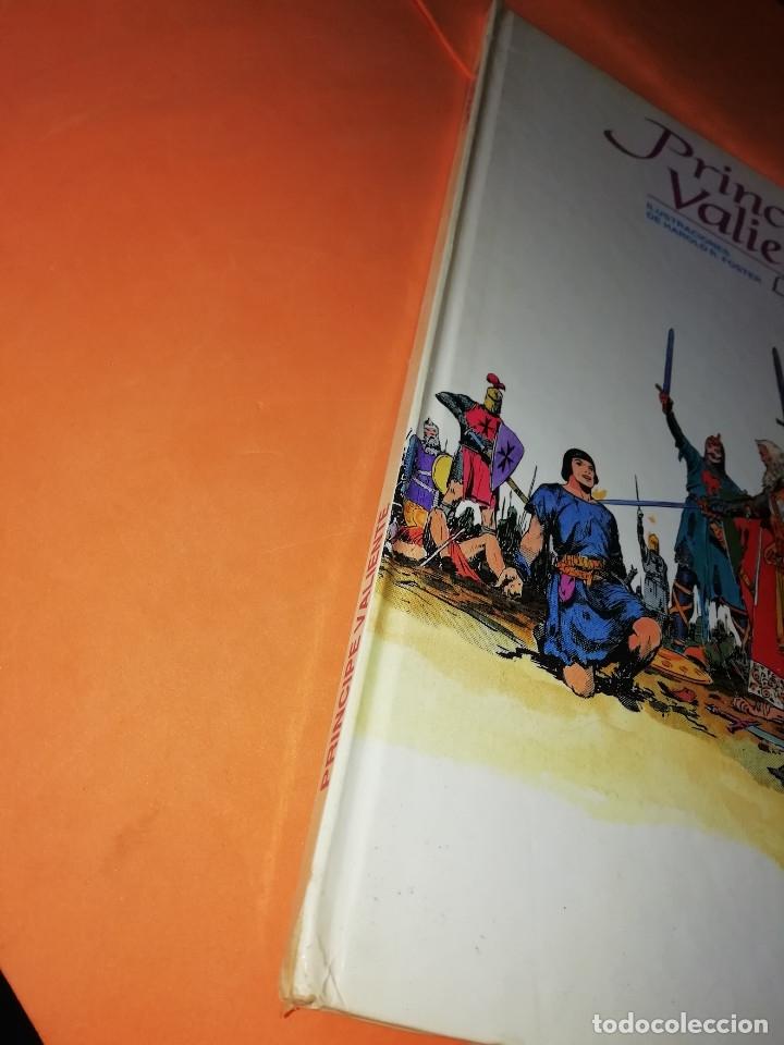 Cómics: PRINCIPE VALIENTE. LA PROFECIA. BURULAN. 1983. BUEN ESTADO. - Foto 3 - 181002267