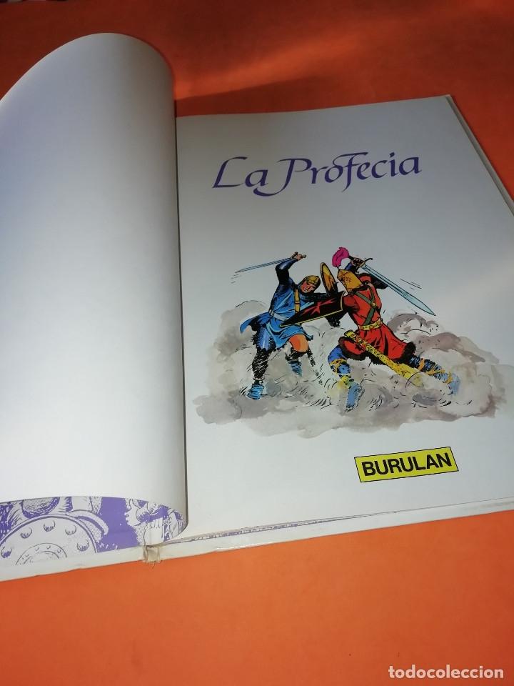 Cómics: PRINCIPE VALIENTE. LA PROFECIA. BURULAN. 1983. BUEN ESTADO. - Foto 7 - 181002267