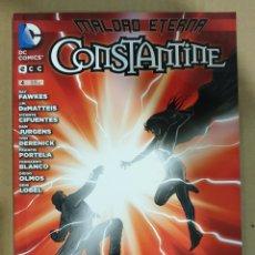 Cómics: CONSTANTINE NUEVO UNIVERSO DC. N4. Lote 181031561