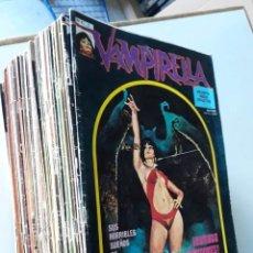 Cómics: VAMPIRELLA ¡¡COMPLETA!! - 38 NÚMEROS + EXTRA - GARBO. Lote 181143111
