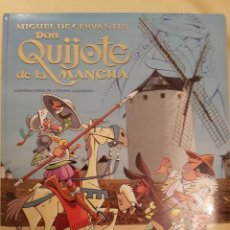 Cómics: DON QUIJOTE DE LA MANCHA. COMIC. ED. SUSAETA. Lote 181152706