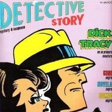 Cómics: DETECTIVE STORY DICK TRACY Nº 1 - NEW COMIC - MUY BUEN ESTADO. Lote 218206266