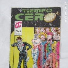 Cómics: TIEMPO CERO Nº 6 MC EDICIONES. Lote 181342053