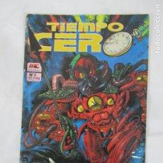 Cómics: TIEMPO CERO Nº 4 MC EDICIONES. Lote 181342078
