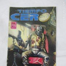 Cómics: TIEMPO CERO Nº 3 MC EDICIONES. Lote 181342115
