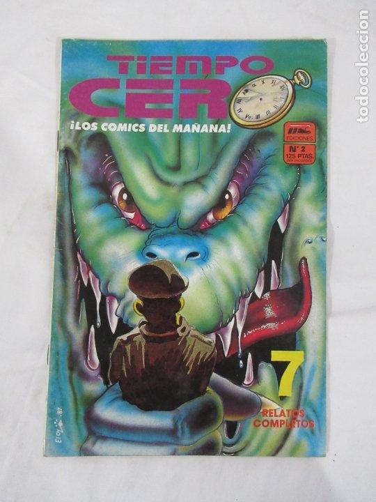 TIEMPO CERO Nº 2 MC EDICIONES (Tebeos y Comics - Comics otras Editoriales Actuales)