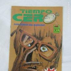 Cómics: TIEMPO CERO Nº 1 MC EDICIONES. Lote 181342166