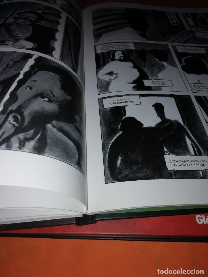 Cómics: IBICUS . PASCAL RABATÉ. VOLUMENES 2,3 Y 4. SEGUN LA NOVELA DE ALEXIS TOLSTOI. GLENAT. - Foto 7 - 181470127