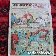 Cómics: ANTIGUO COMIC, EL RAYO ATOMICO NOVELA CINEMATOGRAFICA DE SARENGO. Lote 181532036