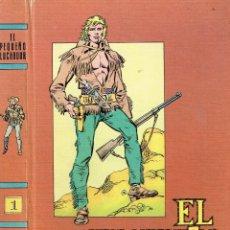 Cómics: TAPAS ENCUADERNAR EL PEQUEÑO LUCHADOR Nº 1. EDIT. VALENCIANA. Lote 181596051