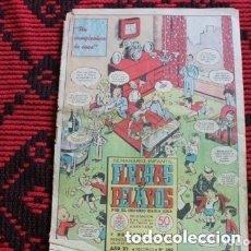 Cómics: FLECHAS Y PELAYOS POR EL IMPERIO HACIA DIOS AÑO 1946. Lote 181724987