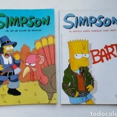 Cómics: CÓMIC LOS SIMPSON ( 18 EN TOTAL ). Lote 181806277