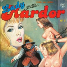Cómics: LADY HARDOR - SAX / NÚMERO 3. Lote 181938808