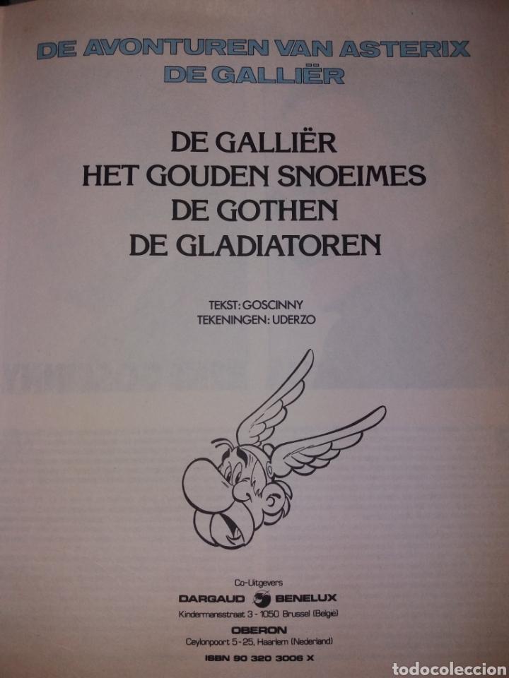Cómics: Asterix de Galliër - Dargaud / Oberon - 1978-1980 - Foto 4 - 181962308
