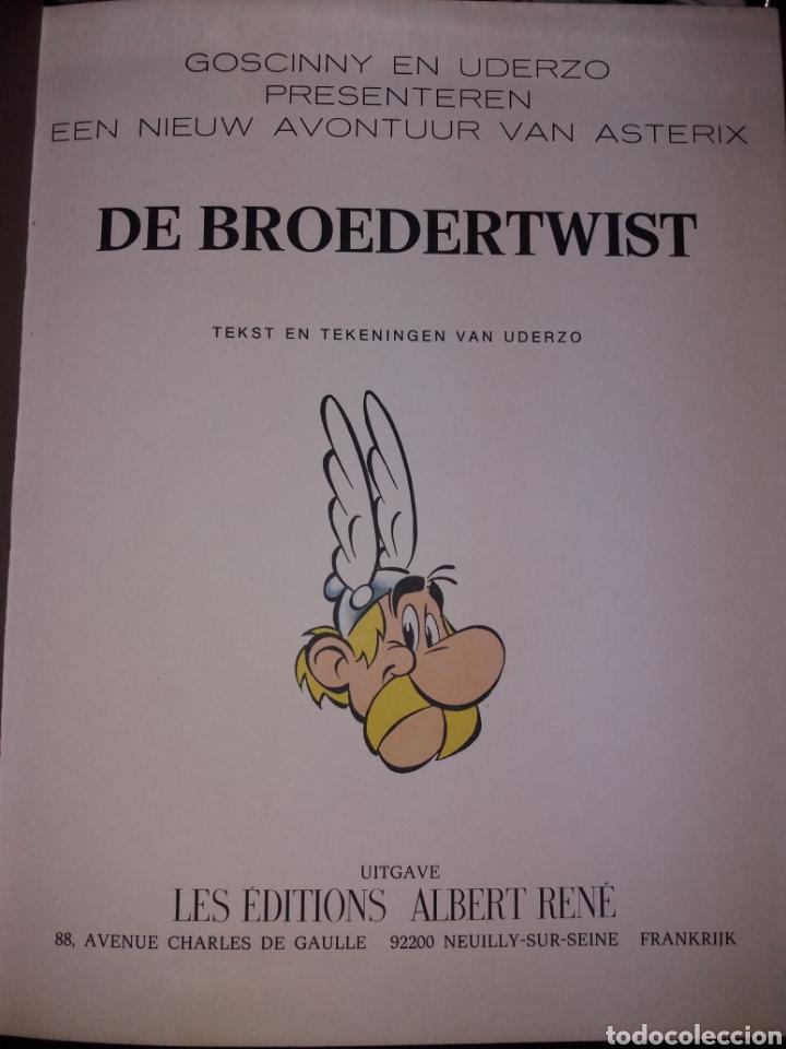 Cómics: Asterix de Galliër - Dargaud / Oberon - 1978-1980 - Foto 7 - 181962308