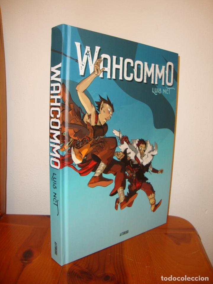 WAHCOMMO - LUIS NCT - ASTIBERRI, MUY BUEN ESTADO (Tebeos y Comics Pendientes de Clasificar)