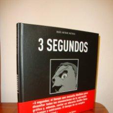 Cómics: 3 SEGUNDOS - MARC-ANTOINE MATHIEU - SINS ENTIDO, COMO NUEVO. Lote 204107243