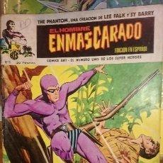 Cómics: EL HOMBRE ENMASCARADO Nº 15. Lote 182053736