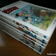 Cómics: SUPERLÓPEZ - JAN - BIBLIOTECA EL MUNDO - Nº 3,9,15,18,21,24,27,32,38 - 2005 - COMPLETA.. Lote 182073520