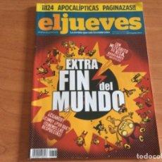 Cómics: EL JUEVES. 124 APOCALÍPTICAS PÁGINAS. EXTRA FIN DEL MUNDO. Lote 182146317