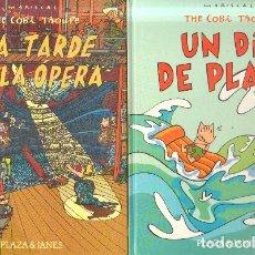 Cómics: THE COBI TROUPE: UNA TARDE EN LA OPERA & UN DIA DE PLAYA. MARISCAL. A-COMIC-5422. Lote 182311625