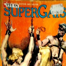 Comics : 25558 - COMIC SUPER GAYS - EL CLAN DE LOS CENTURIONES - Nº 3 - EDITORIAL EDICOMIC. Lote 182360436