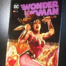 Cómics: WONDER WOMAN COLECCIONABLE 1 - ECC / DC TAPA DURA. Lote 182397137