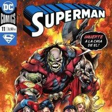 Cómics: SUPERMAN 11 - ECC / DC GRAPA. Lote 182421685