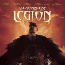 Cómics: LAS CRONICAS DE LEGION - YERMO - CARTONE - MUY BUEN ESTADO - OFI15T. Lote 182438275