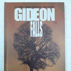 Cómics: GIDEON FALLA 2. PECADOS ORIGINALES - LEMIRE, SORRENTINO, STEWART - ASTIBERRI. Lote 182455007