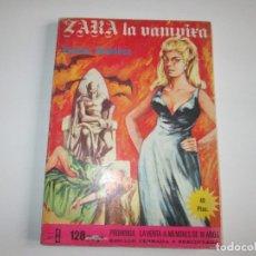 Cómics: ZARA LA VAMPIRA Nº6 ~ AJEDREZ DIABOLICO ~ ELVIBERIA. Lote 182476811