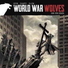 Comics: WORLD WAR WOLVES: DIOS TIENE GRACIA - YERMO - CARTONE - IMPECABLE - OFI15T. Lote 182514765