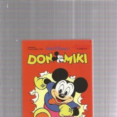 Cómics: DON MIKI 1. Lote 182624810