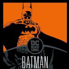 Cómics: BATMAN : CABALLERO MALDITO - ECC / DC BLACK LABEL / TAPA DURA / JEPH LOEB & TIM SALE. Lote 182700390