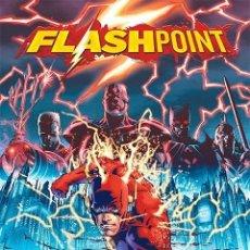 Cómics: FLASHPOINT 1 - ECC / DC EDICIÓN XP / TAPA DURA PORTADAS LENTICULARES. Lote 182708132